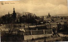 P428 BINCHE : Panorama, Carte Envoyée, Avec Taxe-port - Binche