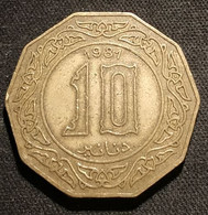 ALGERIE - ALGERIA - 10 DINARS 1981 - KM 110 - Banque Centrale D'Algérie - Algeria