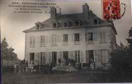 FONTENAY-AUX-ROSES SOUVENIR DE L'ANNÉE TERRIBLE 1870-71 - Fontenay Aux Roses