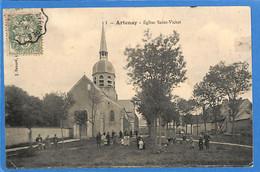 45 - Loiret -  Artenay - Eglise Saint Victor (N3955) - Artenay