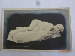 ART SCULPTURE SALON 1904 MALRIC NARCISSE - Paintings
