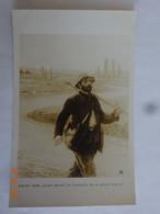 """ART PEINTURE TABLEAU SALON 1908 JULES ADLER  """"LA CHANSON DE LA GRANDE """"ROUTE"""" - Peintures & Tableaux"""