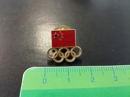 Pin's > Thèmes > Jeux Olympiques en L Etat Sur Les Photos - Olympic Games