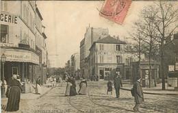 NEUILLY  SUR SEINE Place Et Rue Du Château - Neuilly Sur Seine