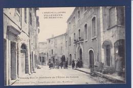 CPA [07] Ardèche > Villeneuve De Berg Circulé - Other Municipalities
