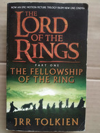 Tolkien - The Lord Of The Rings: The Fellowship Of The Ring/ HarperCollins - Other