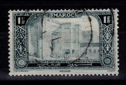 Maroc - YV 76 Oblitere Cote 3,90 Euros - Usados
