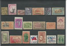Lot Stamps Value To Be Seen - Vrac (max 999 Timbres)