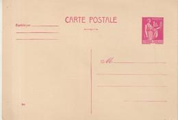 FRANCE : ENTIER POSTAL . 1 F . TYPE PAIX . - Cartoline Postali E Su Commissione Privata TSC (ante 1995)