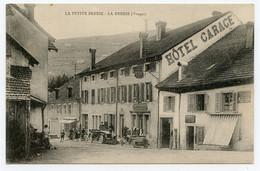 La Petite Bresse. La Bresse .Vosges ( 88 ) Hôtel, Garage. Charcuterie. Restaurant. Automobile Ancienne. Moto. - Otros Municipios