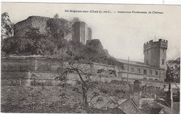 41   Saint Aignan   Sur Cher   - Le Chateau Ancienne Forteresse - Saint Aignan