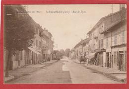 Ain - Meximieux - Rue De Lyon - Altri Comuni