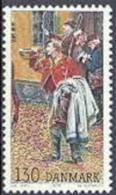 DENEMARKEN 1976 Postkoetsier PF-MNH-NEUF - Nuovi