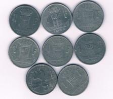 1 FRANC LOT 1941-1945 BELGIE /2641// - 04. 1 Franc