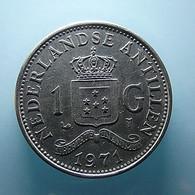 Netherland Antilles 1 Gulden 1971 - Netherland Antilles