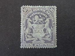 AFRIQUE DU SUD, Année 1898-1908, YT N° 73 Neuf, Très Légère Trace Charnière, Dent. 15x15, Cote 6.000 EUR - New Republic (1886-1887)