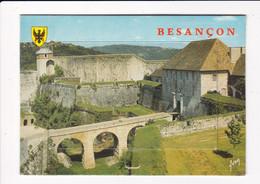 Doubs : BESANCON : Carte à Système Dépliant : 13 Vues : Grand Format - Besancon