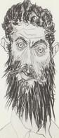 """CPM.     MARC PETIT          LULU DE LORMONT  1954   """" L' OEIL EN POINTE """"        Tirage  150 Ex - Andere Illustrators"""