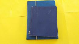Lot N° TH 394 MONACO Un Lot De 2 Classeurs , Un Neufs Xx Et Un Obliteres - Collezioni (in Album)