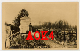 02 Aisne CHAVIGNON Cimetiere Allemand 1915 Monument Feldpost Inauguration Feldlazarett Chemin Des Dames - Altri Comuni