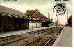 C 1. Vieux-Dieu : La Gare (interieur) - Mortsel