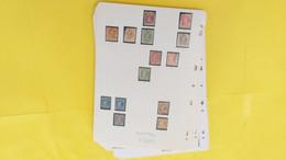Lot N° TH 391 GRECE Un Lot Sur Page D'albums - Sammlungen (im Alben)