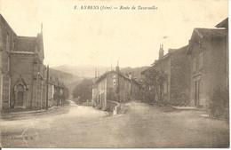 Eybens  Route De Tavernolles - Uriage