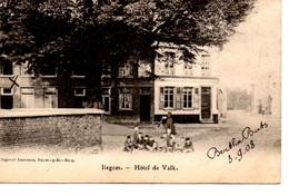 D 2 Itegem: Hotel De Valk - Heist-op-den-Berg