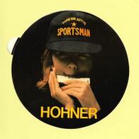 AUTOCOLLANT STICKER - HOHNER - INSTRUMENTS DE MUSIQUE - HARMONICA - Autocollants