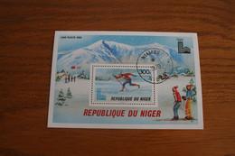 Niger: BF Lake Placid 1980 - Niger