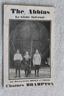 Publicité, The Abbins, Le Globe Infernal, Motocyclettes Monet Et Goyon, Chaînes Brampton - Other Famous People