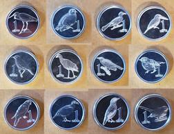 Samoa - Set 12 Coins X 1 Sene 2020 UNC Lemberg-Zp - Samoa