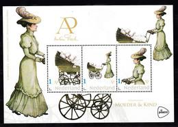 Nederland 2021 Persoonlijke Zegels PostNL : Anton Pieck, Moeder En Kind, Mother And Child - Unused Stamps