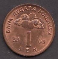 2005 1sen - Malaysia