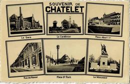 Souvenir De Châtelet - Chatelet