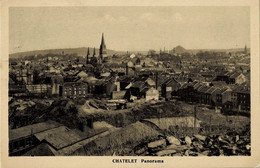 Châtelet Panorama - Chatelet