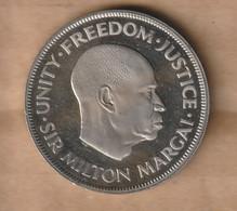 SIERRA LEONA  1 Leone (Proof Issue) 1964  Copper-nickel • 22.62 G • ⌀ 36.07 Mm KM# 21 - Sierra Leone