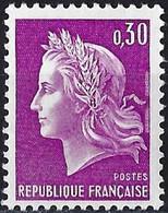 France 1967 - Marianne Of Cheffer ( Mi 1603 - YT 1536 ) MNH** - 1967-70 Marianne Van Cheffer