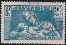 France    .   Y&T    .   419      .       O    .     Oblitéré    .     /   .   Cancelled - Gebruikt