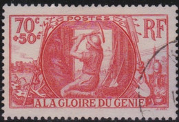 France    .   Y&T    .     423      .       O    .     Oblitéré    .     /   .   Cancelled - Gebruikt