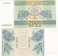 Georgia - 2000 Kuponi 1993 UNC P. 44 Lemberg-Zp - Georgia
