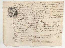 Saint Etienne 1690 Quart De Papier - Non Classificati