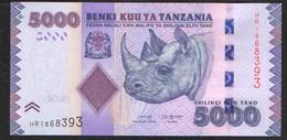 TANZANIA  5000   2020  UNC - Tanzania