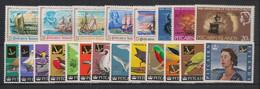 Pitcairn - Année Complète 1967 - N°Yv. 66 à 86 - Complet 21v - Neuf Luxe ** / MNH / Postfrisch - Pitcairn Islands