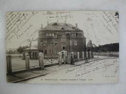 MILITARIA - THIONVILLE - Caserne Vauban Et Temple - Barracks