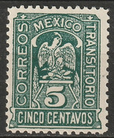 Mexico 1914 Sc 369  MH* - Mexico