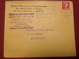Syndicat Des Agriculteurs Du Loiret, Drouard Orleans - 1921-1960: Modern Tijdperk