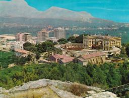 Bagheria - Palermo - Panorama - Villa Palagiano - Formato Grande Non Viaggiata – FE190 - Bagheria