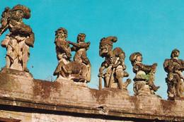 Bagheria - Palermo - Villa Palagiano - Un Gruppo Di Mostri - Formato Grande Non Viaggiata – FE190 - Bagheria