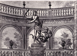 Bagheria - Palermo - Villa Palagiano -sala Degli Erocli - Affresco - Formato Grande Non Viaggiata – FE190 - Bagheria